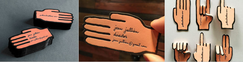 Jullien Brothers Business Cards