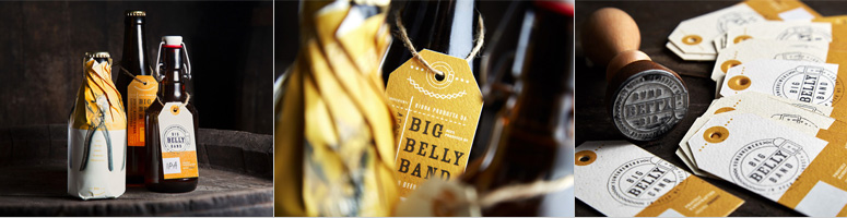 Big Belly Band Packaging