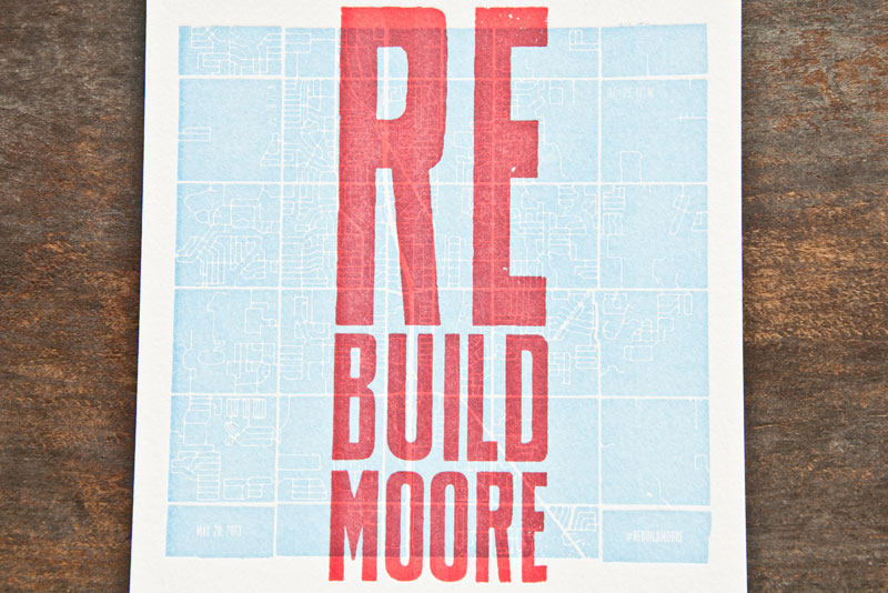 Contribute & Help Rebuild Moore, Oklahoma