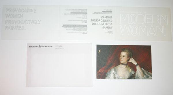 Cincinnati Art Museum Invitation