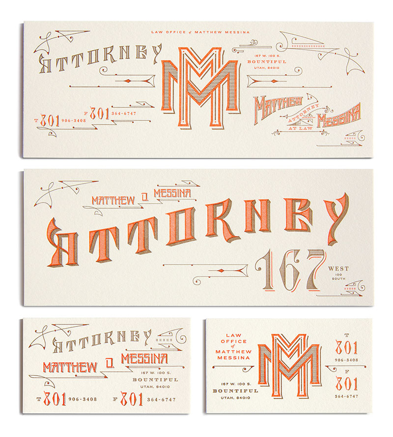 Law Office of Matthew Messina Identity
