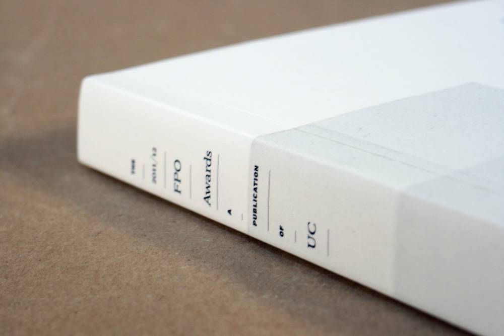 The 2011-12 FPO Awards Book