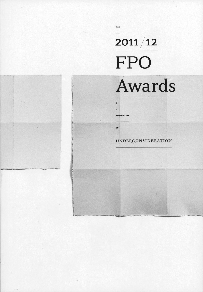 FPO Awards Book