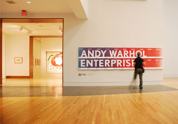 Indianapolis Museum of Art Title Graphic and Poster