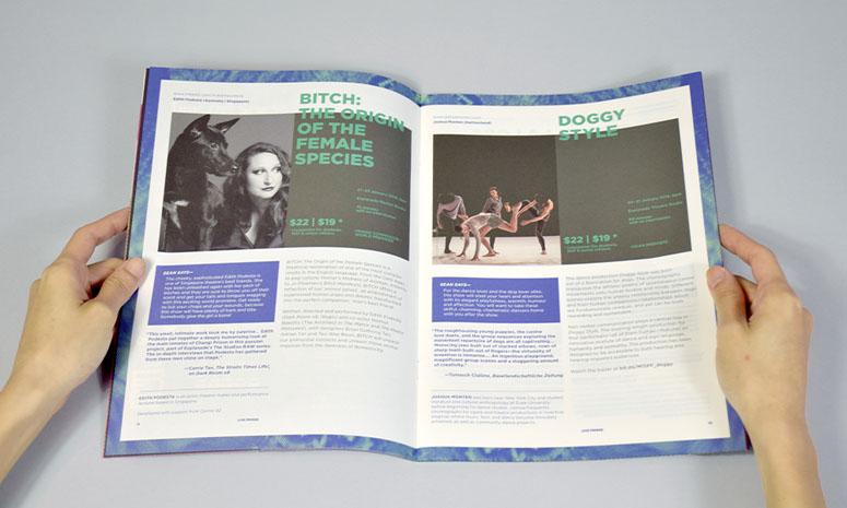 M1 Singapore Fringe Festival 2016 Booklet