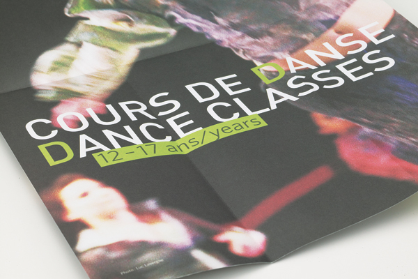 Ladmmi, L'ecole De Danse Contemporaine Materials