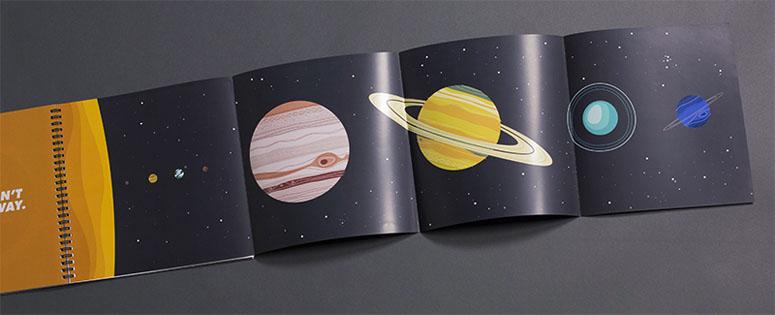 O'Neil Printing Integrated Brochure