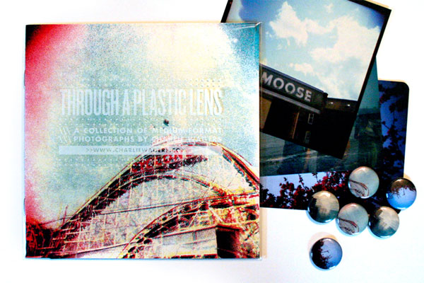 Through a Plastic Lens Zine