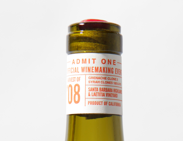 Shirah Wines Packaging