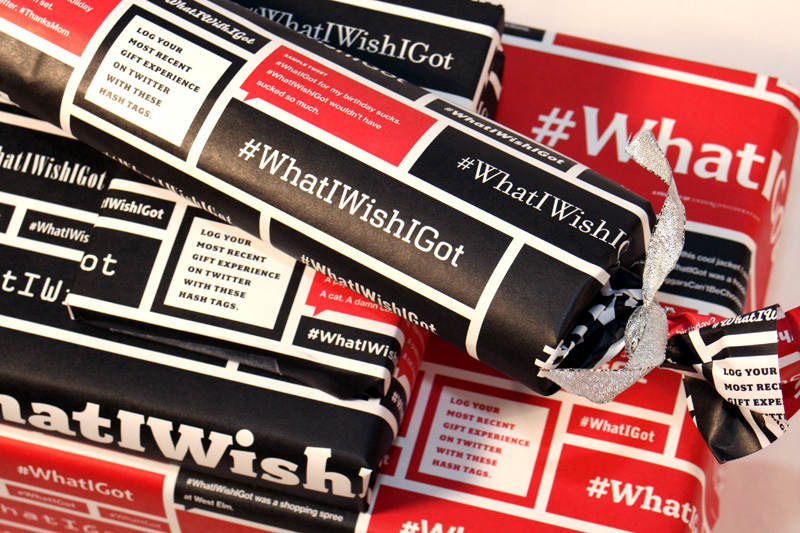 WhatIWishIGot Wrapping Paper