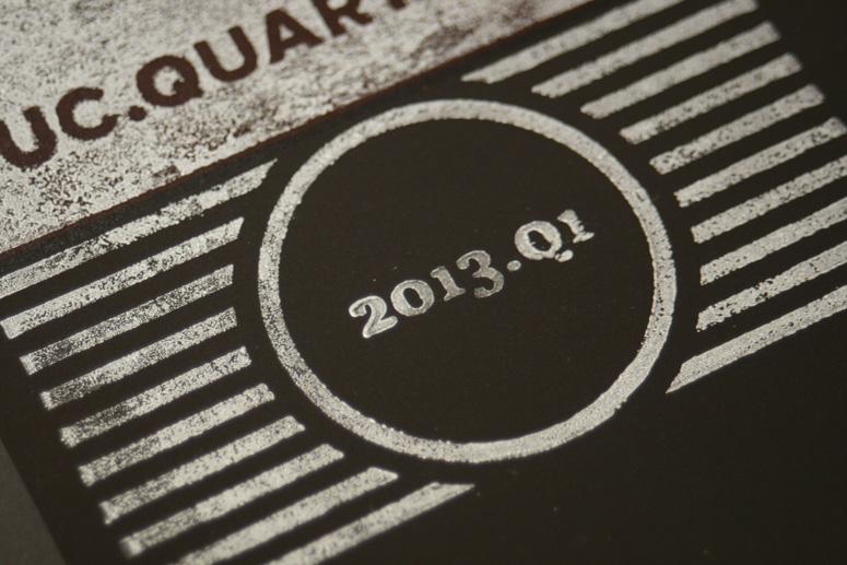 UC.Quarterly Q1-2013