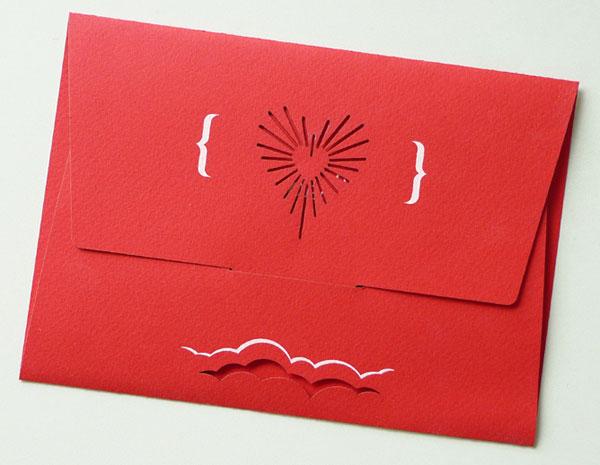 Oussama Mezher Valentine's Cards