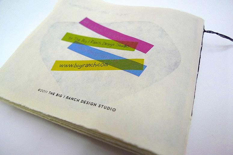 The Big I Ranch Design Studio Book