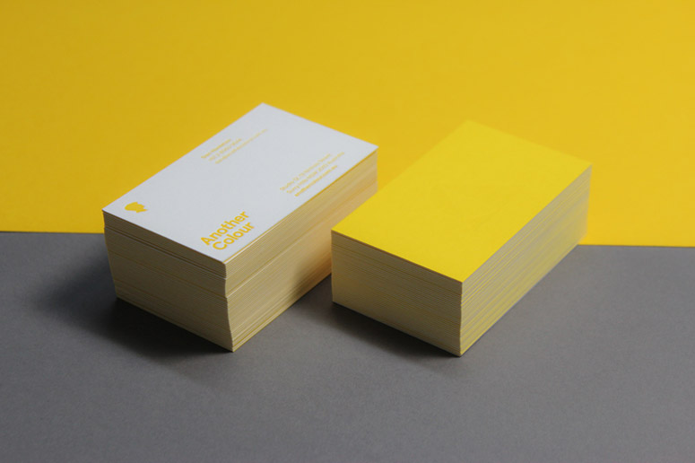 Another Colour Business Cards