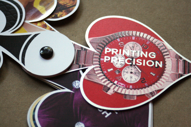 Ace Graphics Promotional Spinner