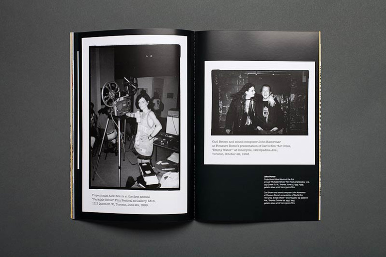 Bright Lights Dark City: Niagara Custom Lab and Toronto Experimental Film