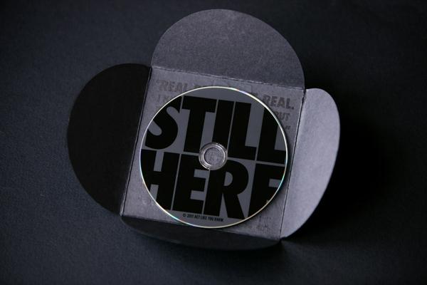 Still Here DVD Packaging