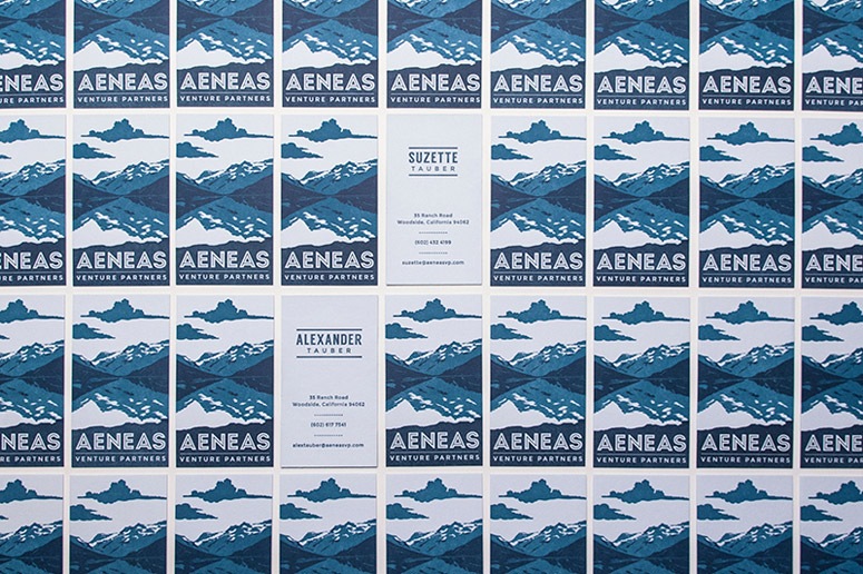 Aeneas Venture Partners Business Card