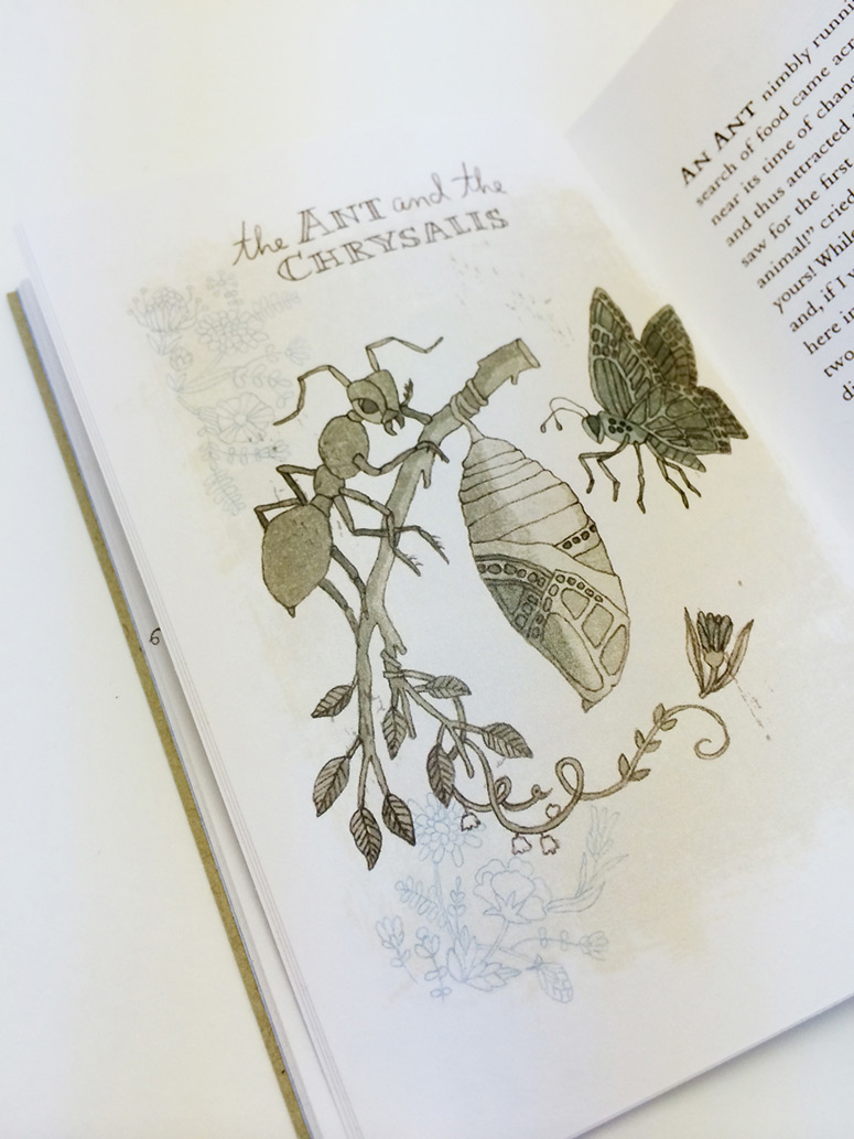 Aesop Illustrated