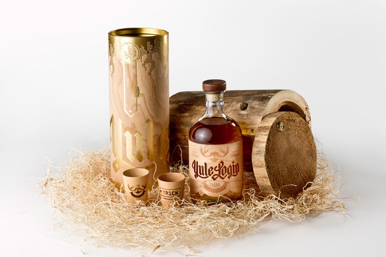 Alcoholidays Packaging