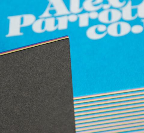 Alex Parrott Postcard