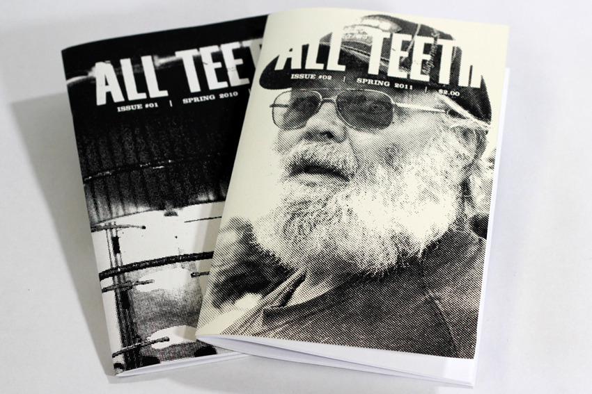 All Teeth Magazine