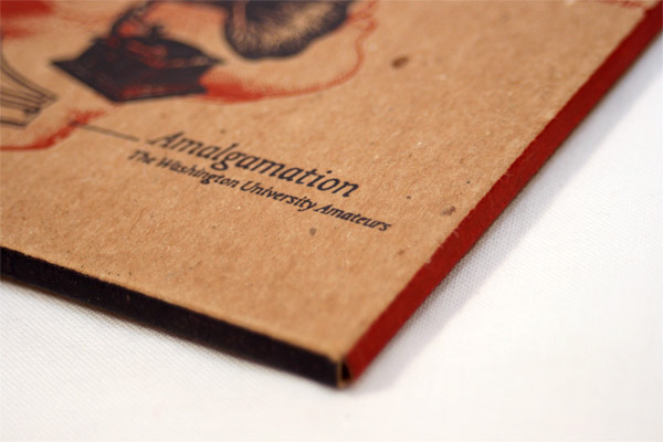 Amalgamation CD Packaging