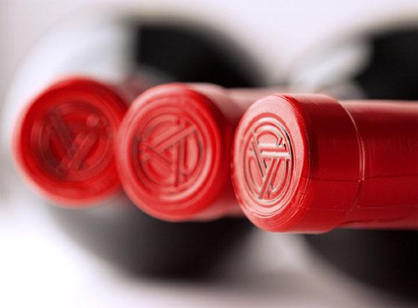 Amritta Wine Label