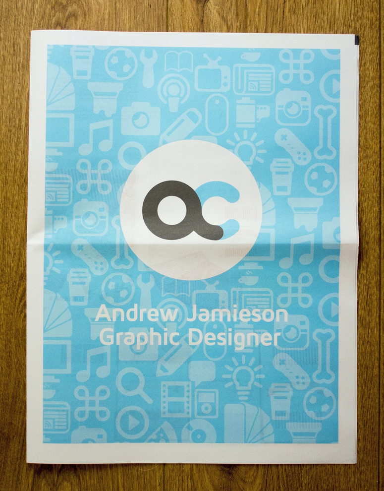 Andy Creative Mailer