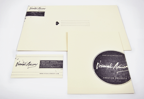 Andy Luce Stationery