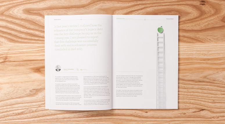 Applegreen Annual Report