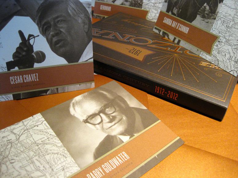 Arizona Centennial Stationery Gift Set