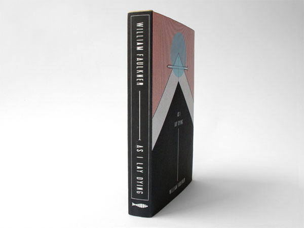 As I Lay Dying Book Jacket