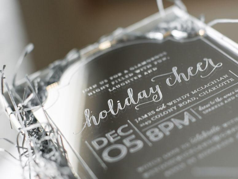 Holiday Cheer Invitation