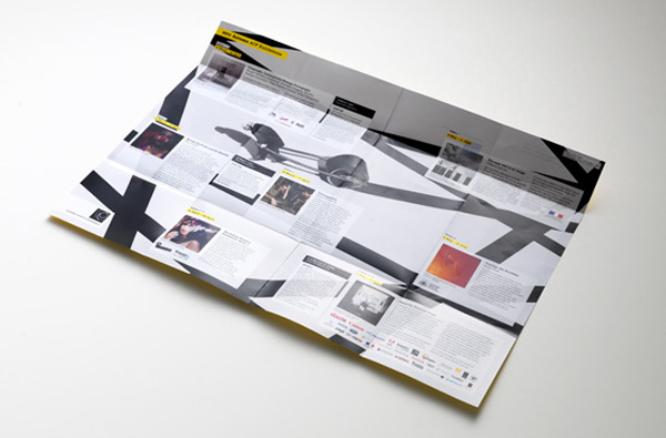 Australian Centre for Photography Brochure