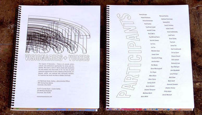 Autocomplete Coloring Book Exhibition Catalog