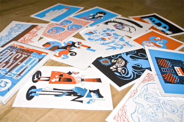 Bandito Design Co. Promotional Cards