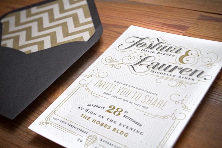 Wedding Invitation Printing 7 Simple Description