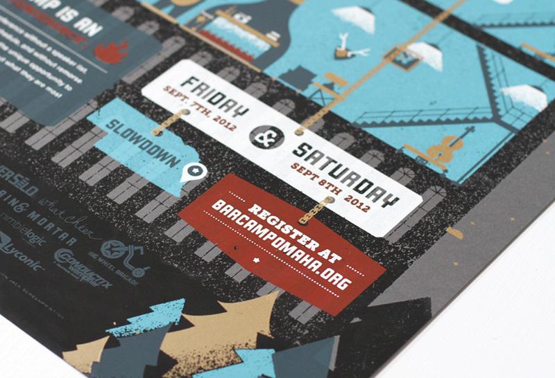 Barcamp Omaha Poster