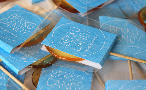 Bekko Candy Label