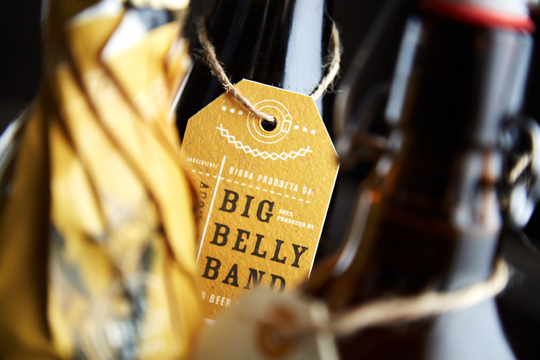 Rubber Wedding Band >> FPO: Big Belly Band Packaging