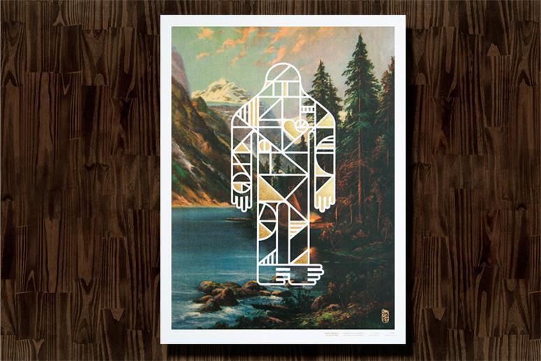 Bigfoot Show Poster