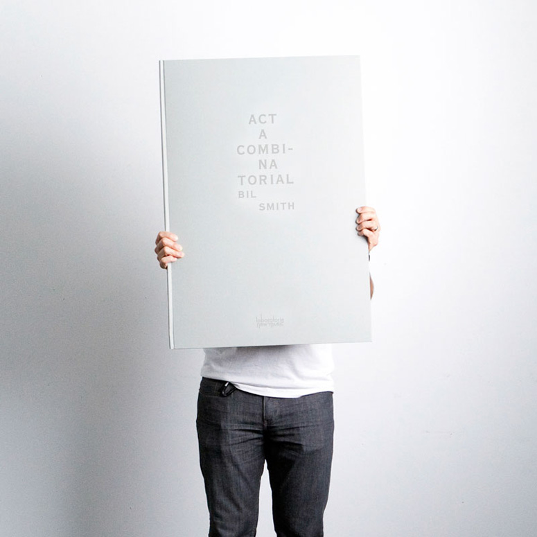 Bil Smith Large Format Promotional Book