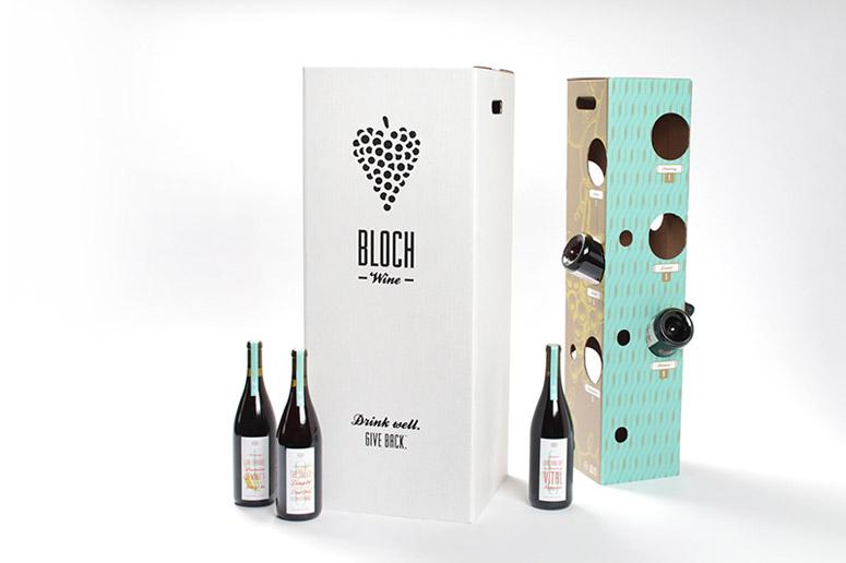 Bloch Wine Indentity Materials