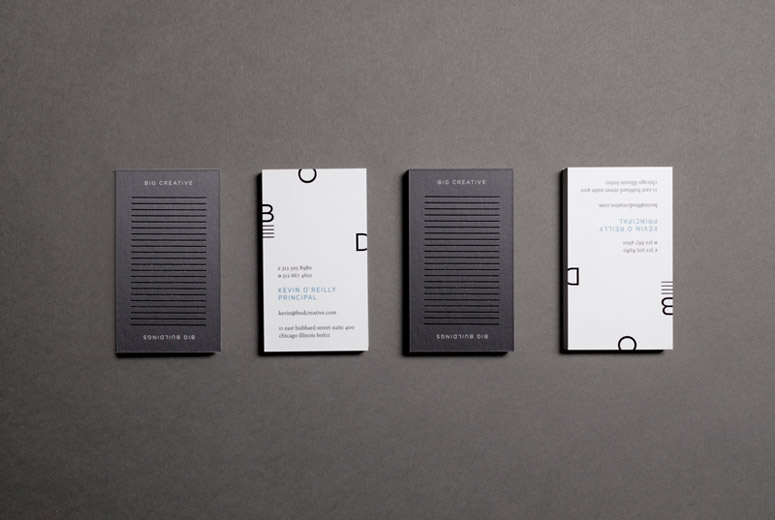 BOD Creative Business Cards