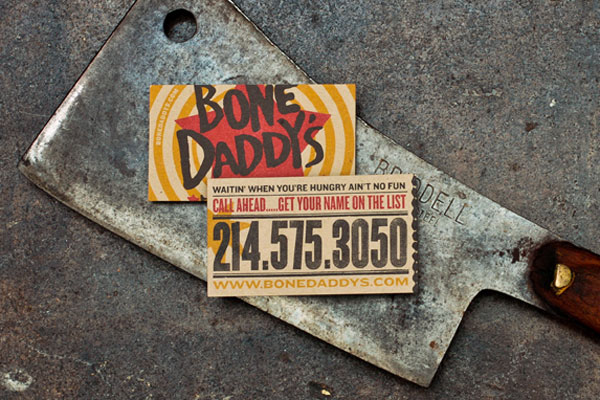 Bone Daddy's Identity Package