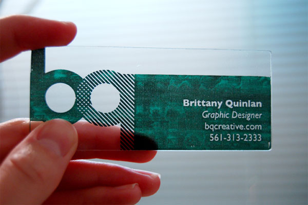 Brittany Quinlan Business Cards