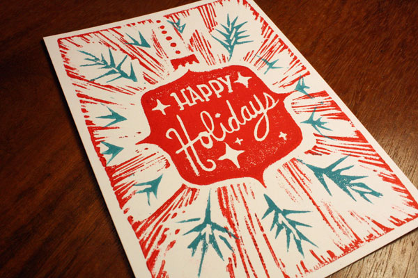 Brent Couchman Holiday Card