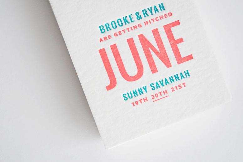 Brooke & Ryan Save-the-Date