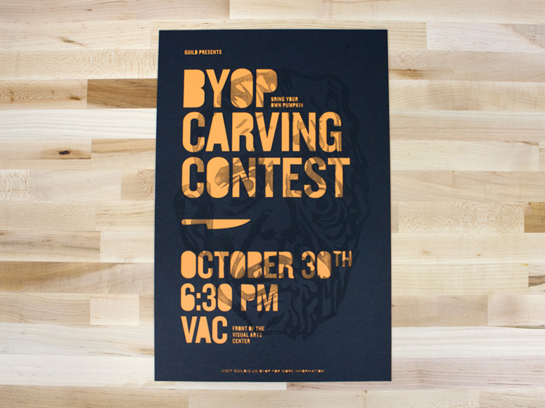 BYOP Carving Contest